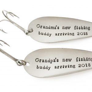 pregnancy announcement grandparents